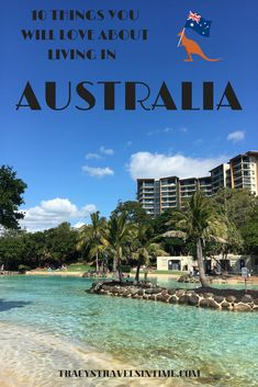 Are you planning to live in Australia? These are 10 things I can guarantee you will love about living in Australia. Perth Australia, Australia Living, Western Australia, Australia Travel, Melbourne Travel, Train Journey, New Zealand Travel, Great Barrier Reef, Where To Go
