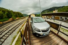 slovenia most na soci car train