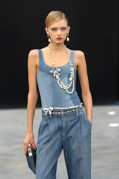 Chanel - Spring 2008 Ready-to-Wear Collection