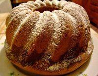 Jednoduchá bábovka Baked Potato, Potatoes, Bread, Baking, Ethnic Recipes, Russian Recipes, Food, Polish, Basket