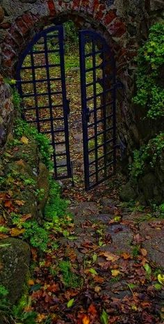 """.MAKES ME THINK OF THE SONG """" ENTER HIS GATES WITH THANKSGIVING AND PRAISE !!!! """""""