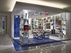 Rawlins Design Inc.   Morris & Co. Gift Shop, Fontainebleau Resort Miami Beach, FL  Photo by Eric Laignel