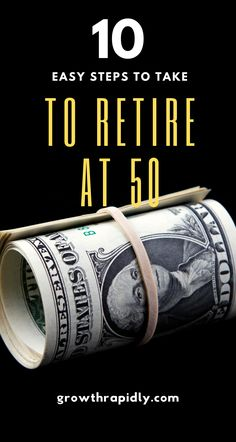 Can you retire at 50? Yes, but it's not without its challenges. Read on to learn how to retire at 50 by taking these necessary steps...