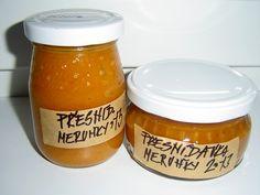 Jak udělat meruňkovou přesnídávku   recept Kimchi, Salsa, Salsa Music