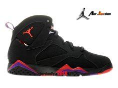 reputable site 8d37b 86311 Chaussure Basket Jordan Prix Pour Femme Enfant Air Jordan 7 VII Retro GS  Golden Moments