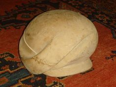 An Antique Carved Wooden Milliners Hat Block C1930s   eBay