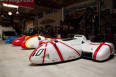 Jay Leno's Garage - Photos - Sidecar Racers - NBC.com