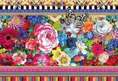 Fototapety Melli Mello Květiny