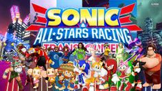 Image result for sonic sega all-star transformer race characters