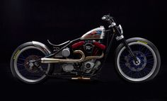amazing custom bike
