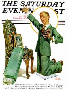 Saturday Evening Post - 1927-04-30