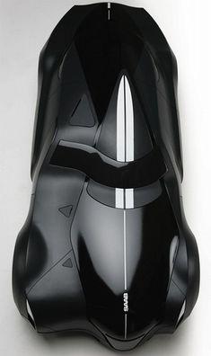 Saab 9 Griffin Concept Car.