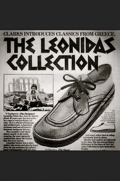 ee8347de37 Clarks Leonidas Collection Bring Them Back.