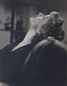 Robert Capa - Ingrid Bergman, Hollywood, 1946
