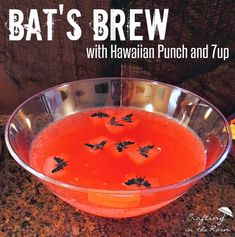 Halloween Drink, Halloween Punch, plus lots of other ideas for a kid Halloween party | Crafting in the Rain #SpookyCelebration #cbias #shop