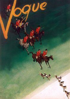 Vogue cover | 1938.