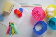 Toddler Science - Absorption