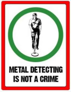 A Horrible Metal Detecting Story!  A metal detector was robbed when searching items. So lucky he was fine.