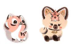 Tiny Kitten Teeth