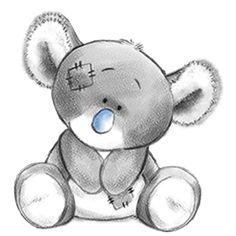 Gumgum the koala - Tatty Teddy Friends