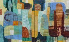 "Claire B Cotts, ""Before I Met You"". #artSelecta #arte #pintura #abstracta #bestoftheday"