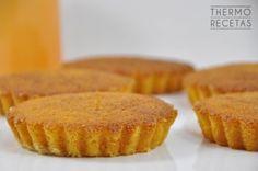 Tartaletas de zanahorias para celíacos