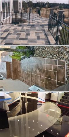 Choose this company if you're looking for pros who provide full concrete services. They do cement overlay, concrete polishing, epoxy flooring and more.