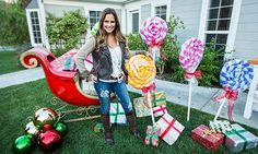 Pool Noodle Yard Lollipops With Tanya Memme - ***** Video & written instructions. CN