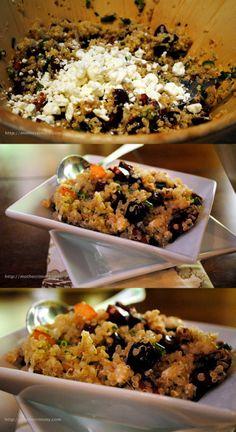 Quinoa Fruit Salad