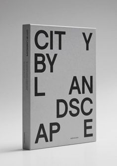 City By Landscape - Rainer Schmidt Landschaftsarchitektur. Graphic design studio Hort has created this publication for Rainer Schmidt Editorial Design Layouts, Buch Design, Web Design, Print Design, Layout Design, Logo Design, Up Book, Publication Design, Poster S