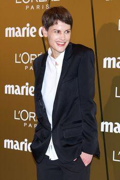 Saskia de Brauw Photos: Marie Claire Prix de la Moda Awards 2012