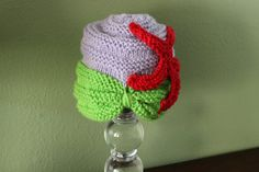 Ariel Inspired Hat by LovewhorlsKnits on Etsy, $15.50