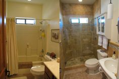 Bath Fitter Before and After | Before & After Gallery | Bathroom and Kitchen Remodeling