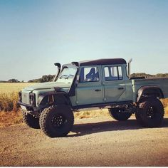 130 for the win 😎 . Land Rover Defender 130, Land Rover Off Road, Land Rover Freelander, Land Rover Discovery, Defenders, Offroad, 4x4, Monster Trucks, Cars