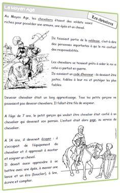 le Moyen-Age au cycle 2 - Lutin Bazar