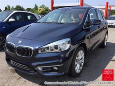 BMW 218 d Luxury Active Tourer - 0