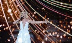 EUROVISION 2015. 2. RUSSIA. Million Voices; Polina Gagarina. Yle.fi  eurovision.tv