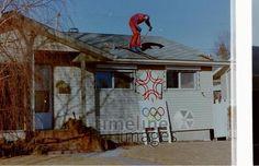 Calgary, 1988 gallinago1/Timeline Images #OlympicGames #Winterspiele #Olympia #Kanada #Skurril