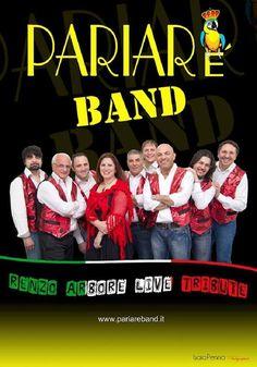 Pariarè Cover Band Arbore |