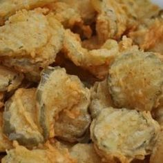 Fried Pickles Recipe - Key Ingredient