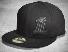HARLEY-DAVIDSON x NEW ERA「#1」59Fifty Fitted Baseball Cap