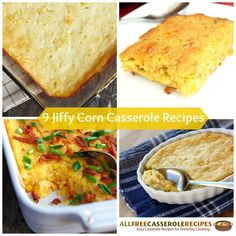 Our Best Casserole Recipes with Corn Muffin Mix #jiffycorncasserolerecipes #cornmuffinmixrecipes #howtousecornmuffinmix