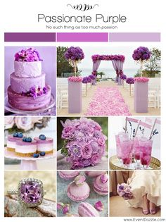 Passionate Purple Wedding Theme | Real Wedding Inspiration | EventDazzle