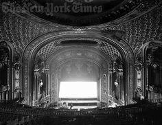 Loew's Jersey Theater - May 2008, New York Times