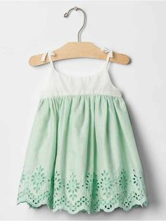 Baby Clothing: Baby Girl Clothing: dresses & rompers   Gap
