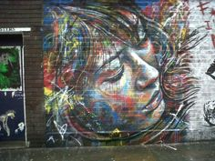 STREET ART UTOPIA » We declare the world as our canvasStreet Art by David Walker - A Collection » STREET ART UTOPIA
