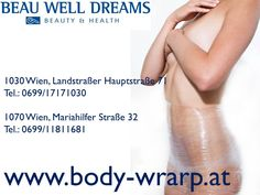 Bodywrapping wien, Body Wrapping, Body Wrap, Wrapping, Bodywrapvienna, Wickel gegen Cellulite Beauty, Wrapping, Liposuction, Varicose Veins, Permanent Hair Removal, Trotter, Thigh, Beleza, Cosmetology