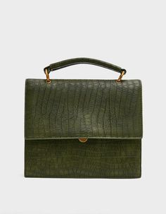 Buy the Stelen Stella Croc Handbag at Need Supply Co. Kinds Of Clothes, Saved Items, Mens Sale, Beautiful Bags, Gifts For Dad, Purses And Handbags, Crocs, Vintage Inspired, Shoulder Bag