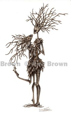 Amy Brown - Twig Love