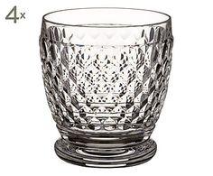 """Komplet 4 szklanek """"Boston II"""""""
